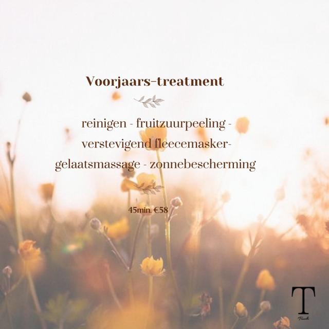 Voorjaars treatment