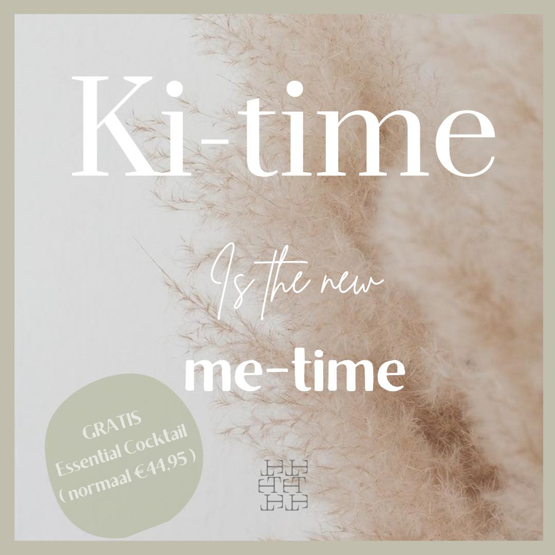 Ki-time is the new Me-time